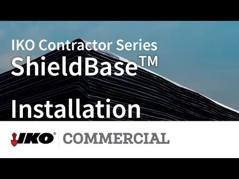 IKO ShieldBase 180 Specialty Cover Board Installation Video